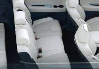 2021 hyundai palisade cabin cargo and seating capacities Hyundai Palisade Interior