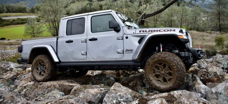 Permalink to Jeep Gladiator Launch Edition
