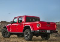 2020 jeep gladiator pickup becomes reality after years of Jeep Gladiator Jt Pickup