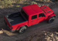 2021 jeep gladiator top speed Jeep Gladiator Bed Size