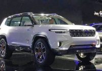 2021 jeep grand cherokee redesign and interior designers Jeep Grand Cherokee Redesign