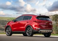 2021 kia sportage debut design changes and release date Kia Sportage Release Date
