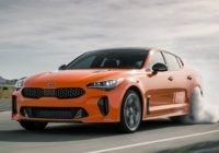 2021 kia stinger gts features release date and pricing Kia Stinger Release Date