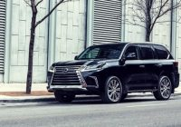 2021 lexus lx 570 release date changes redesign 2021 Lexus Lx 570 Release Date