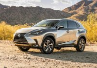 2021 lexus nx hybrid review trims specs price new Lexus Hybrid Suv Reviews