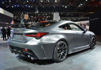 2021 lexus rc f track edition arrives with 472 hp v8 Lexus Rc F Track Edition Specs