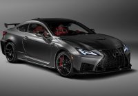 2021 lexus rc f track edition colors release date changes Lexus Rc F Track Edition Specs