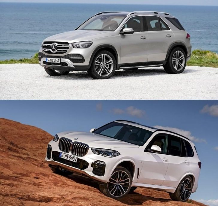 Permalink to Mercedes Gle Vs Bmw X5