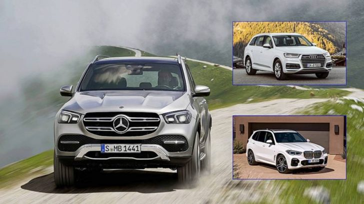 Permalink to Mercedes Gle Vs Audi Q7