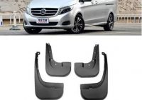 2021 mudflap for mercedes benz vito viano v class 2015 2021 w447 with side skirts fender mud guard splash flap mudguards accessories from yulee1992 Mercedes V Class Guard