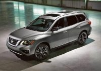 2020 nissan pathfinder release date price specs Nissan Pathfinder Release Date