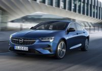2021 opelvauxhall insignia facelift has new lights and Opel Insignia Facelift