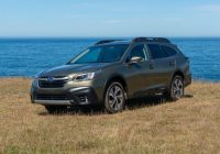 2021 subaru outback first drive review tech and trail mix Subaru Starlink Review