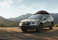 2021 subaru outback prices reviews and pictures us Next Generation Subaru Outback