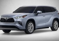 2020 toyota kluger unveiled australia to get hybrid power Toyota Kluger New Model