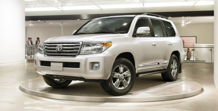 Permalink to Toyota Land Cruiser Usa