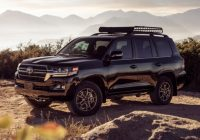 2021 toyota land cruiser review Toyota Land Cruiser 2021 Review Redesigns