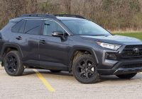 2021 toyota rav4 trd off road review a good rugged all Toyota Rav4 Trd Off Road