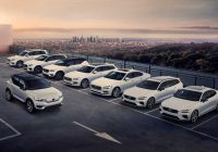 2021 volvo phev lineup shows no or just a little epa ev Volvo Lineup 2021