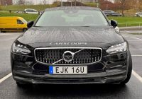 2021 volvo s90 facelift if it aint broke dont fix it Volvo V90 Facelift 2021