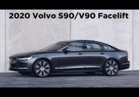 2020 volvo s90 v90 facelift presentation youtube Volvo S90 2020 Facelift