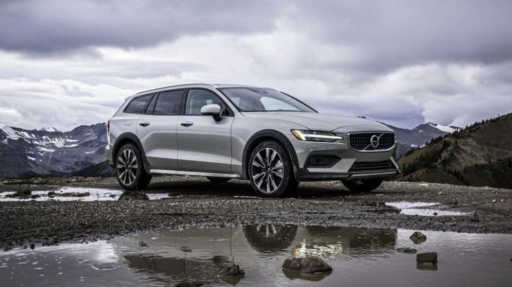 Permalink to Volvo V60 Cross Country Review