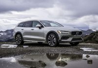 2021 volvo v60 cross country first drive review small Volvo V60 Ground Clearance
