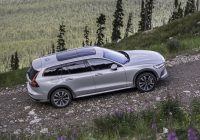 2021 volvo v60 cross country is as butch as it is beautiful Volvo Cross Country 2021
