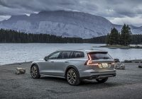 2021 volvo v60 cross country is as butch as it is beautiful Volvo V60 Cross Country