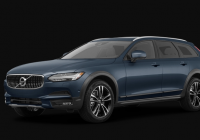 2020 volvo v90 cross country t6 release date changes price Volvo Modellår 2020
