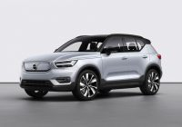 2021 volvo xc40 recharge is the brands first ev roadshow Volvo Xc40 2021 Release Date