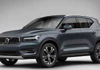 2021 volvo xc40 t4 momentum price exterior and release date Volvo Xc40 2021 Release Date