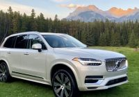 2021 volvo xc90 first drive review an improvement worth Volvo Xc90 Model Year 2021