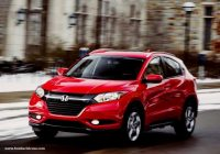 47 best review honda hrv 2021 release date usa concept with Honda Hrv Release Date Usa
