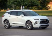 52 new chevrolet blazer 2021 ss with 500hp pictures for Chevrolet Blazer Ss With 500hp