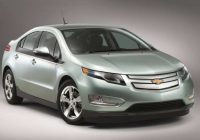 54 the best chevy volt release date concept car price 2021 Chevrolet Volt Release Date