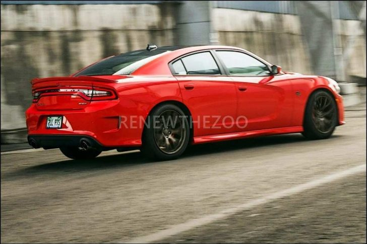 Permalink to New Dodge Charger Spotted