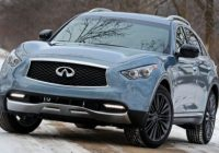78 the 2021 infiniti qx70 redesign new review car price 2021 Infiniti Qx70 Redesign
