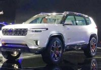 84 the 2021 jeep grand cherokee concept model 2021 jeep Jeep Grand Cherokee Concept