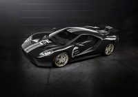 all new 2017 ford gt 66 heritage edition pays homage to Ford Gt Heritage Edition