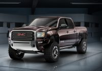all terrain concept hints at gmc sierra hds brawny future Gmc Hints At Face Of Sierra