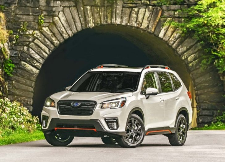 Permalink to New Type 2021 Subaru Forester Vs Outback Design and Review