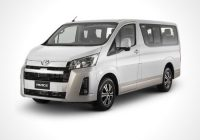 Amazing 2020 toyota hiace price in the philippines promos specs Toyota Grandia 2020 Price Philippines Research New