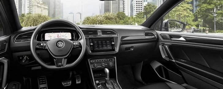 Permalink to Newest Volkswagen Tiguan 2021 Interior Performance