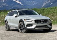 Amazing 2021 volvo v60 cross country test drive expert reviews Volvo V60 Cross Country 2021 Rumors