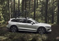 Amazing 2021 volvo v60 cross country top speed Volvo V60 Cross Country 2021 New Concept