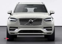 Amazing 2021 volvo xc90 facelift debuts gets kers and minor Volvo Xc90 Facelift 2021 Engine