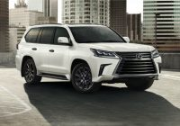 Amazing 2021 lexus lx 570 brings back blacked out inspiration series Lexus Black Edition 2021 Price Exterior and Interior