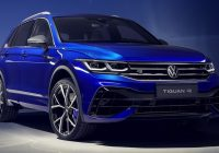 Amazing 2021 vw tiguan facelift debuts with new r variant pumping Volkswagen Tiguan Facelift 2021 Engine