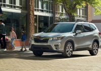 Amazing discover the 2021 subaru forester suv 2021 Subaru Forester Jasmine Green Design and Review